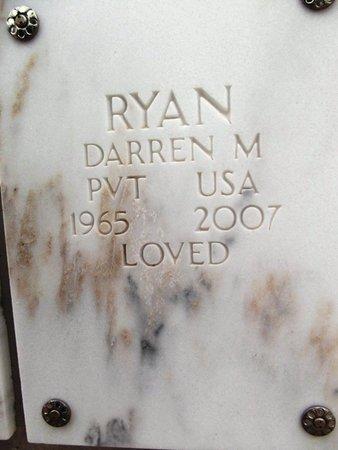 RYAN, DARREN MICHAEL - Yavapai County, Arizona | DARREN MICHAEL RYAN - Arizona Gravestone Photos