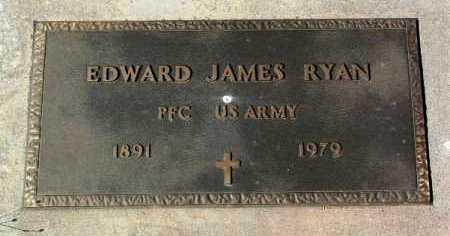 RYAN, EDWARD JAMES - Yavapai County, Arizona | EDWARD JAMES RYAN - Arizona Gravestone Photos