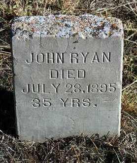RYAN, JOHN - Yavapai County, Arizona   JOHN RYAN - Arizona Gravestone Photos