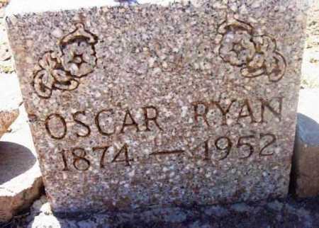 RYAN, OSCAR - Yavapai County, Arizona   OSCAR RYAN - Arizona Gravestone Photos