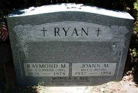 RYAN BEE, MONICA ANNE - Yavapai County, Arizona | MONICA ANNE RYAN BEE - Arizona Gravestone Photos