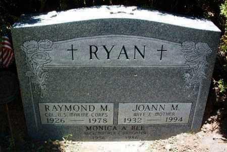 RYAN, RAYMOND MICHAEL - Yavapai County, Arizona   RAYMOND MICHAEL RYAN - Arizona Gravestone Photos