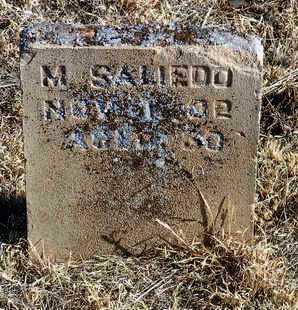 SALIEDO, MANUEL - Yavapai County, Arizona   MANUEL SALIEDO - Arizona Gravestone Photos