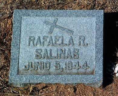 SALINAS, RAFAELA R. - Yavapai County, Arizona | RAFAELA R. SALINAS - Arizona Gravestone Photos