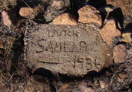SAMLAR, ADOLPH (DUTCH) - Yavapai County, Arizona | ADOLPH (DUTCH) SAMLAR - Arizona Gravestone Photos