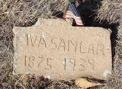 SAMLAR, IVA ESTELLE - Yavapai County, Arizona   IVA ESTELLE SAMLAR - Arizona Gravestone Photos
