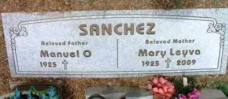 LEYVA SANCHEZ, MARY C. - Yavapai County, Arizona | MARY C. LEYVA SANCHEZ - Arizona Gravestone Photos