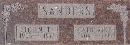 SANDERS, CATHERINE L. - Yavapai County, Arizona | CATHERINE L. SANDERS - Arizona Gravestone Photos