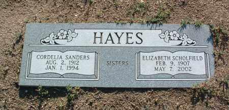 SANDERS, CORDELIA BETTY - Yavapai County, Arizona | CORDELIA BETTY SANDERS - Arizona Gravestone Photos