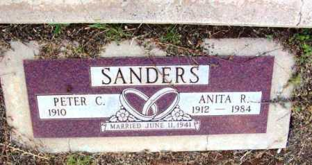 SANDERS, ANITA ROSE - Yavapai County, Arizona | ANITA ROSE SANDERS - Arizona Gravestone Photos