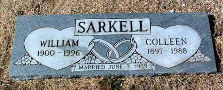SARKELL, WILLIAM H. - Yavapai County, Arizona | WILLIAM H. SARKELL - Arizona Gravestone Photos