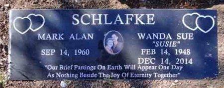 SCHALFKE, MARK ALAN - Yavapai County, Arizona   MARK ALAN SCHALFKE - Arizona Gravestone Photos