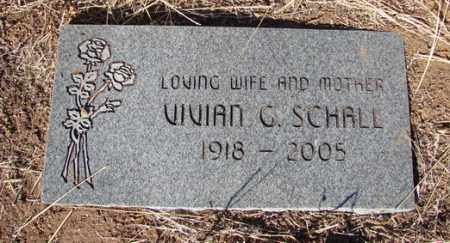SCHALL, VIVIAN GERALDINE - Yavapai County, Arizona | VIVIAN GERALDINE SCHALL - Arizona Gravestone Photos
