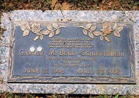 BECK, CAROLE M. - Yavapai County, Arizona | CAROLE M. BECK - Arizona Gravestone Photos