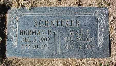 JOHNSON SCHNITKER, M. - Yavapai County, Arizona   M. JOHNSON SCHNITKER - Arizona Gravestone Photos