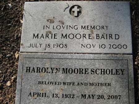SCHOLEY, HAROLYN MARIE - Yavapai County, Arizona | HAROLYN MARIE SCHOLEY - Arizona Gravestone Photos