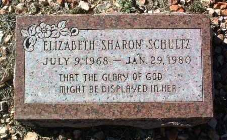 SCHULTZ, ELIZABETH SHARON - Yavapai County, Arizona | ELIZABETH SHARON SCHULTZ - Arizona Gravestone Photos
