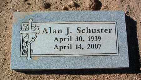 SCHUSTER, ALAN JOHN - Yavapai County, Arizona | ALAN JOHN SCHUSTER - Arizona Gravestone Photos