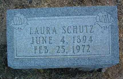 SCHUTZ, LAURA - Yavapai County, Arizona | LAURA SCHUTZ - Arizona Gravestone Photos