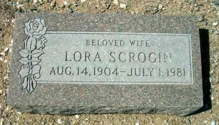 JOHNSON SCROGIN, LORA - Yavapai County, Arizona | LORA JOHNSON SCROGIN - Arizona Gravestone Photos