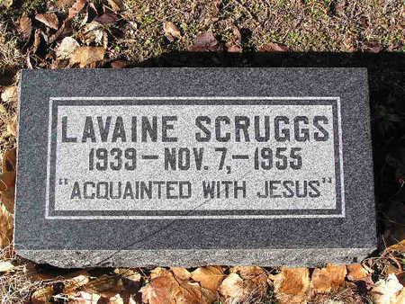 SCRUGGS, LAVAINE - Yavapai County, Arizona | LAVAINE SCRUGGS - Arizona Gravestone Photos