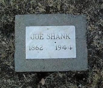 SHANK, JOE - Yavapai County, Arizona | JOE SHANK - Arizona Gravestone Photos
