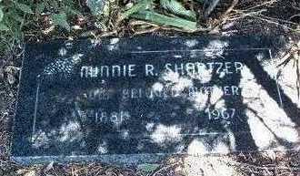GRAY SHARTZER, MINNIE - Yavapai County, Arizona | MINNIE GRAY SHARTZER - Arizona Gravestone Photos