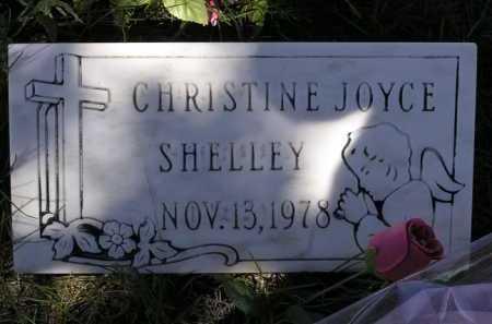 SHELLEY, CHRISTINE JOYCE - Yavapai County, Arizona | CHRISTINE JOYCE SHELLEY - Arizona Gravestone Photos