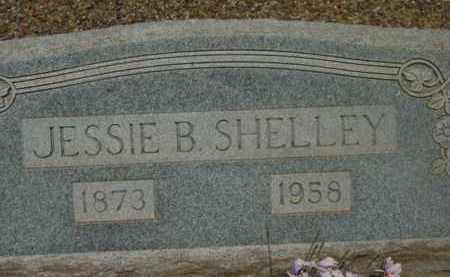 SHELLEY, JESSIE BELLE - Yavapai County, Arizona   JESSIE BELLE SHELLEY - Arizona Gravestone Photos