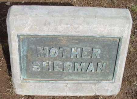 BLACK SHERMAN, ANNA - Yavapai County, Arizona | ANNA BLACK SHERMAN - Arizona Gravestone Photos