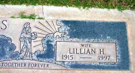 SHIELDS, LILLIAN H. - Yavapai County, Arizona | LILLIAN H. SHIELDS - Arizona Gravestone Photos