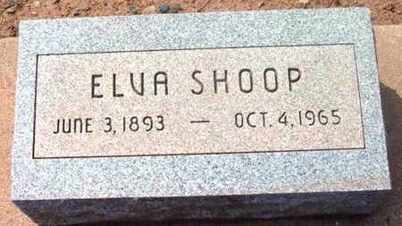 SHOOP, ELVA - Yavapai County, Arizona | ELVA SHOOP - Arizona Gravestone Photos