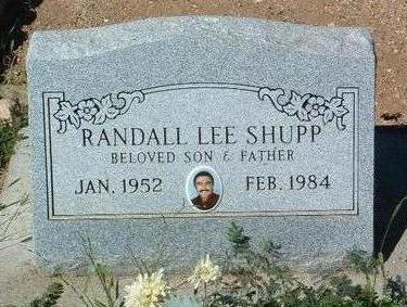 SHUPP, RANDALL  LEE - Yavapai County, Arizona | RANDALL  LEE SHUPP - Arizona Gravestone Photos