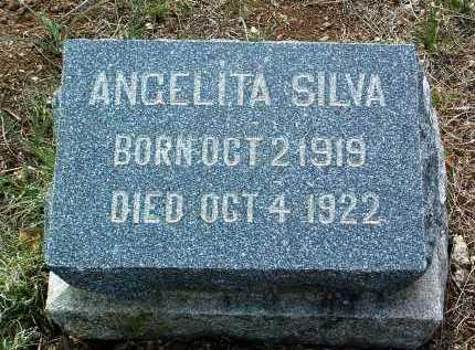 SILVA, ANGELITA - Yavapai County, Arizona | ANGELITA SILVA - Arizona Gravestone Photos