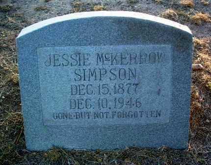 HAMILTON, JESSIE L - Yavapai County, Arizona | JESSIE L HAMILTON - Arizona Gravestone Photos