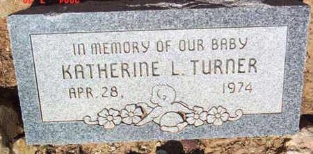 TURNER, KATHERINE LEE - Yavapai County, Arizona | KATHERINE LEE TURNER - Arizona Gravestone Photos