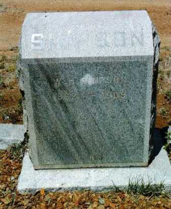 SIMPSON, WILLIAM H. - Yavapai County, Arizona | WILLIAM H. SIMPSON - Arizona Gravestone Photos