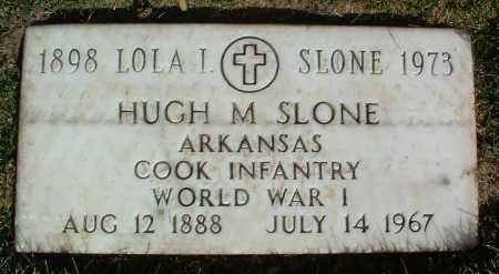 SLONE, LOLA I. - Yavapai County, Arizona | LOLA I. SLONE - Arizona Gravestone Photos