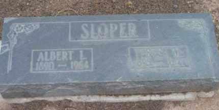 WILLIAMS SLOPER, TERESA - Yavapai County, Arizona | TERESA WILLIAMS SLOPER - Arizona Gravestone Photos