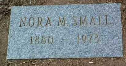 SMALL, NORA M. - Yavapai County, Arizona | NORA M. SMALL - Arizona Gravestone Photos