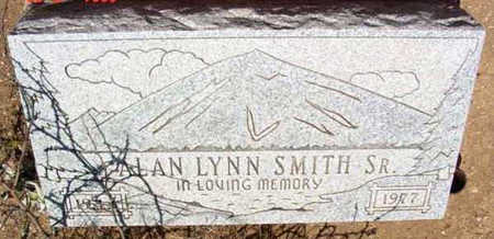 SMITH, ALAN LYNN, SR. - Yavapai County, Arizona   ALAN LYNN, SR. SMITH - Arizona Gravestone Photos