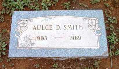 SMITH, AULCE D. - Yavapai County, Arizona   AULCE D. SMITH - Arizona Gravestone Photos
