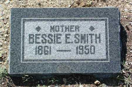 SMITH, BESSIE ELIZABETH - Yavapai County, Arizona | BESSIE ELIZABETH SMITH - Arizona Gravestone Photos
