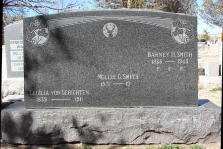 SMITH, BARNABY (BARNEY) H. - Yavapai County, Arizona | BARNABY (BARNEY) H. SMITH - Arizona Gravestone Photos