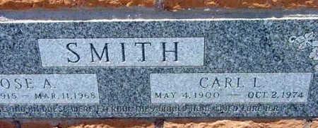 SMITH, CARL L. - Yavapai County, Arizona   CARL L. SMITH - Arizona Gravestone Photos