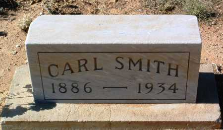 SMITH, CARL C. - Yavapai County, Arizona | CARL C. SMITH - Arizona Gravestone Photos