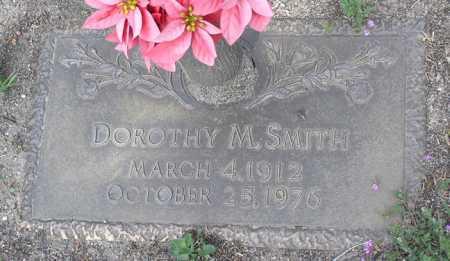 SMITH, DOROTHY M. - Yavapai County, Arizona   DOROTHY M. SMITH - Arizona Gravestone Photos