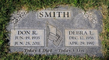 SMITH, DON R - Yavapai County, Arizona   DON R SMITH - Arizona Gravestone Photos