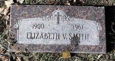 SMITH, ELIZABETH VERONICA - Yavapai County, Arizona | ELIZABETH VERONICA SMITH - Arizona Gravestone Photos