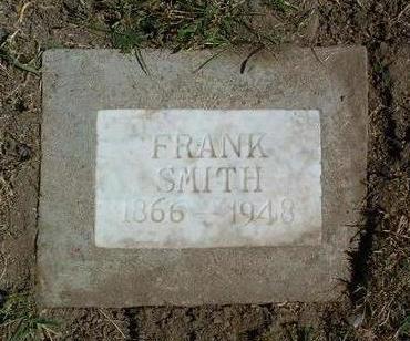 SMITH, FRANK - Yavapai County, Arizona   FRANK SMITH - Arizona Gravestone Photos